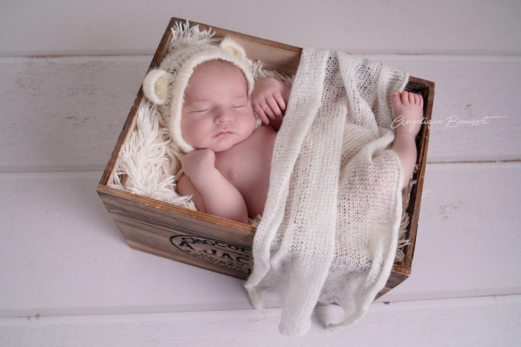 Photographe de bébé à Lille