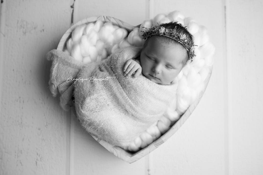 Photographe de nouveau-né à Lille